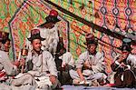 Locals celebrating at the Leh Festival, Leh, Ladakh, North West India