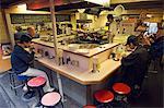 Yokocho Piss Alley open street restaurants
