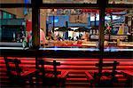 Playa del Carmen, Mexico. A Japanese restaurant in Play del Carmen Mexico