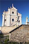 Grecque catholique église, Kamyanets-Podilsky, Podolie, Ukraine de St Josaphat