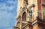 Monastère dominicain et l'église, Kamyanets-Podilsky, Podolie, Ukraine