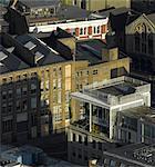 Penthouse Apartment, London. Architects: Tonkin Liu with Richard Rogers