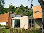 Kaplan maison Wright, Los Angeles. Architectes : Susan Minter