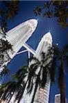 Du Sud Asie du sud-est, la Malaisie, Kuala Lumpur, Petronas Towers