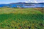 Croft on the Isle of Mull, Inner Hebrides, Scotland