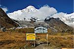 Annapurna Base Camp, Annapurna Conservation Area, Gandaki Zone, Nepal
