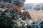 Paysage du Parc National de Golden Gate Highlands, Province de l'État libre, Afrique du Sud