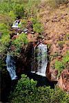 Australia, Northern Territory, Litchfield National Park.  Florence Falls in Litchfield National Park. (PR)
