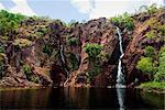 Australia, Northern Territory, Litchfield National Park.   Wangi Falls.(PR)