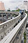 Territoire fédéral monorail, Kuala Lumpur, Kuala Lumpur, Malaisie occidentale, Malaisie