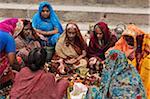 District de femmes, Varanasi, Varanasi, Uttar Pradesh, Inde