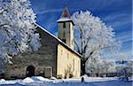 St. Michael's Church, Burgfelden, Albstadt, Swabian Alb, Baden-Wurttemberg, Germany