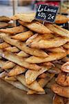 Brot am Markt Kiosk, AIX Bouches-du-Rhone, Provence, Frankreich