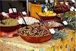 Markt, Aix-En-Provence, Bouches du Rhone, Provence, Frankreich, Europa