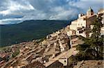Gangi, Province of Palermo, Sicily, Italy