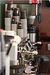 Espresso-Bar, Toronto, Ontario, Kanada