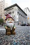 Gnome in City