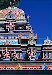 Temple de Ganesha, Jaipur, Rajasthan, Inde.