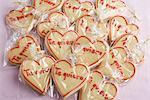 Biscuits de Saint Valentin