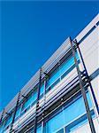 Académie de Folkestone. Architectes : Foster and Partners. Ingénieurs : Ingénieurs : Buro Happold