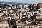 Ashbury Heights, San Francisco, California, USA