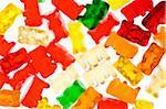 Gummi Candy Bears