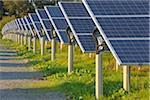 Solar Panels, Bavaria, Germany