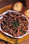 Smallcooked Garnelen