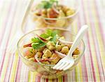 Salade de pois chiches
