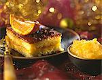 Gâteau à l'orange douce