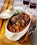 Ragoût de boeuf et carottes