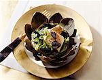Salade d'artichaut coeur gourmand
