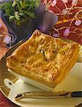 Foie gras pie
