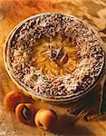 Aprikosen-Streusel-Torte