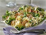 Alsation Emmental salad