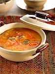 Algerian vegetable soup