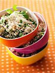Celery tabbouleh