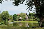 Sarawak Cultural Village, Sarawak, Bornéo, Malaisie