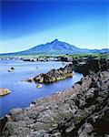 Mt.Rishiri, Hokkaido, Japon