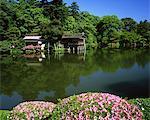 Kenrokuen, Ishikawa, Japan