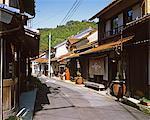 Omori Ginzan, Shimane, Japan