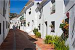 Town of Benalmadena, Costa del Sol, Andalusia, Spain