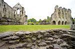England, Shropshire, Much Wenlock, priory