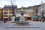 France, Provence, Barcelonnette