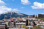 France, Provence, Seyne-les-Alpes