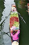 Thailand, Bangkok, Damnoen Saduak, floating market