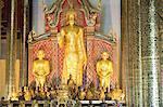 Thaïlande, Chiang Mai, Wat Chedi Luang temple