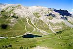 Col de France, Provence, de Larche