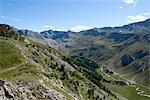Vallée de Lauzanier France, Provence,
