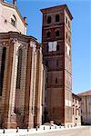 Italie, Piémont, Asti, cathédrale Santa Maria Assunta